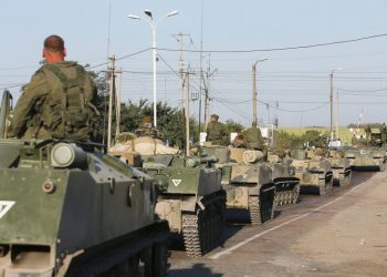 Ukraine: Kiev annonce avoir détruit des blindés russes sur son sol