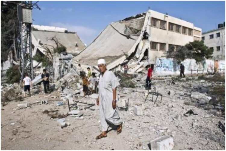 En vérité, en vérité, je vous le dis, ce qui se passe à Gaza ne relève ni du Christ, ni de Moïse. En vérité, en vérité, je vous le dis, ce qui se passe à Gaza ne vient pas de Dieu.