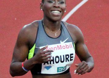 Fatiguée d'être deuxième, la sprinteuse ivoirienne Murielle Ahouré a fini par gagner. C'était ce jeudi sur 200 mètres aux championnats