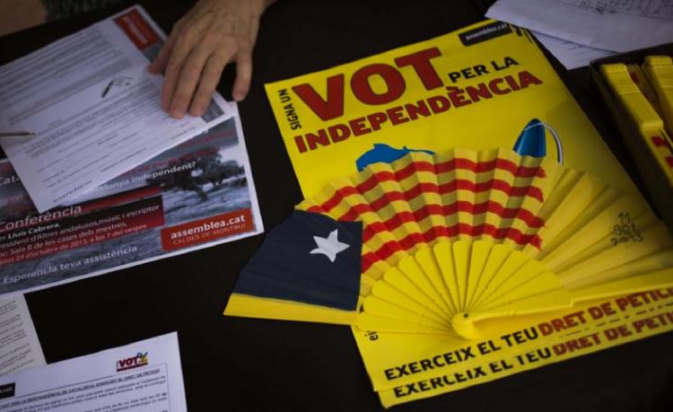 Catalogne,, Artur Mas, estime qu'il n'y a pas suffisamment de garanties légales pour organiser le référendum du novembre sur l'indépendance.