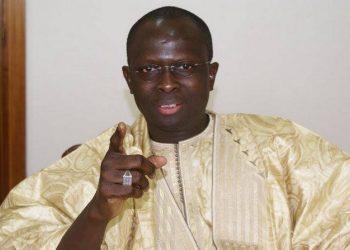 Modou Diagne Fada, réagit après des propos du Président Macky Sall, président du groupe parlementaire du Parti démocratique sénégalais (PDS)