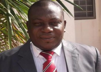 Watchard Kédjébo, membre de l'ex-majorité présidentielle sous Laurent Gbagbo, est depuis la chute de son mentor en avril 2011, en exil.