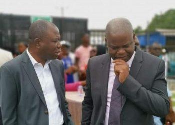 Au cours des échanges avec Koné Katinan Justin a aussi abordé les conditions de son éventuel retour en Côte d'Ivoire.