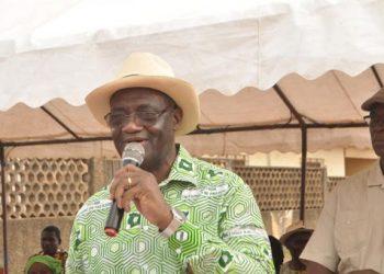 Médecin du président Félix Houphouët-Boigny, ancien ministre de la santé de Bédié, Maurice Kakou Guikahué est un pur produit du PDCI-RDA.