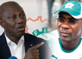 Il y a eu une empoignade entre deux dirigeants du football ivoirien, Sory Diabaté, 1er vice-président de la FIF d'une part, et d'autre part, Alain Gouamené, Conseiller du président de l'AFAD-Ligue 1 et membre du GX, mercredi 26 septembre 2018 à la suite d'une émission organisée à Abidjan par RFI. Afrikipresse.fr a obtenu la version des deux et celle d'un témoin.
