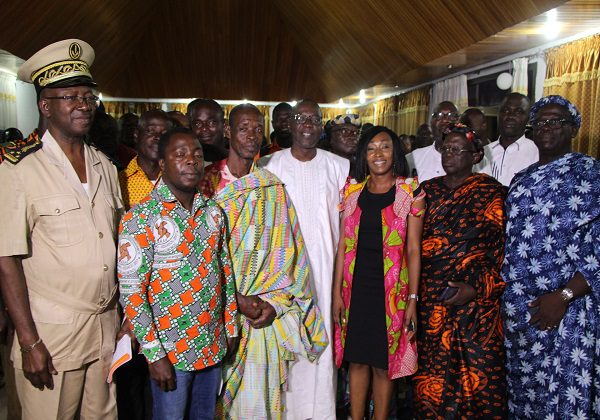 Côte d'Ivoire-Anacarde : 756 producteurs de Botro se confient à Amadou Koné