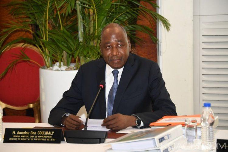 Gouvernance mondiale : le Premier ministre Amadou Gon Coulibaly à Marrakech pour la World Policy Conférence