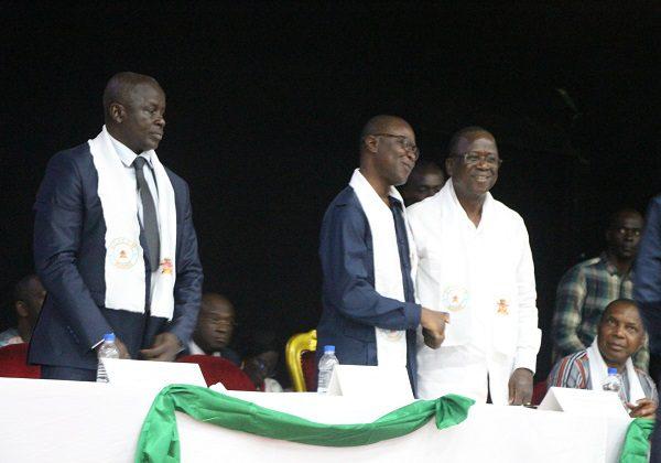 Bouaké : Ahoussou jeannot salue l'engagement de Amadou Koné et exhorte les chefs baoulés à accompagner Ouattara (Côte d'Ivoire)