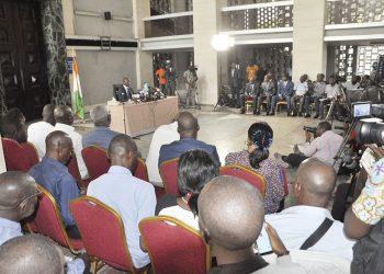 Autorité de l'Etat: ouverture d'une information judiciaire contre le député Soro Guillaume