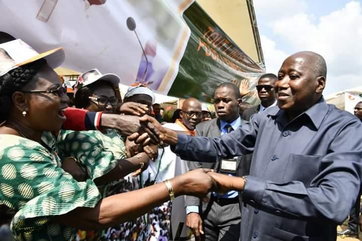Développement : les femmes de l'Indénié-Djuablin saluent les réalisations du Président Ouattara en leur faveur