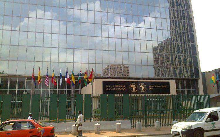 Photo: DR siège de la BAD à Abidjan