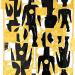 Vincent Michéa, Untitled #7, 2017, Mickael Collection series, collage photographie et papier Kubor, 40 x 30 cm, courtesy Photo: Galerie Cécile Fakhoury (Abidjan, Dakar, Paris)