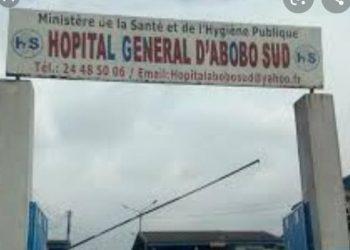 Hôpital Général d'Abobo (Côte d'Ivoire). Photo: DR