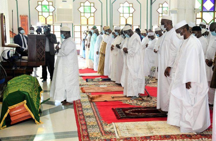 Obsèques : l'ancien Premier Ministre Seydou Elimane Diarra inhumé ce vendredi dans l'intimité familiale