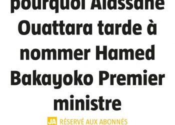 Côte d'Ivoire : une fakenews sur de prétendues tensions au sommet de l'État attribuée à Jeune Afrique