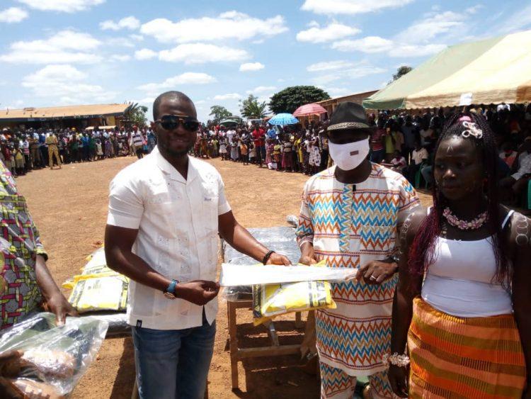 L'honorable kebe Mahamadou. Photo : Afrikipresse