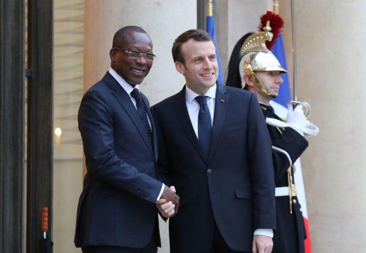 Emmanuel Macron Patrice Talon AFP/Getty Images