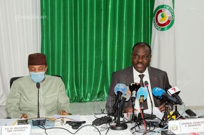 La mission Cedeao - Ua - Ue - Onu valide le 31 octobre 2020 pour la présidentielle après des rencontres avec les acteurs concernés par le processus (Côte d'Ivoire)