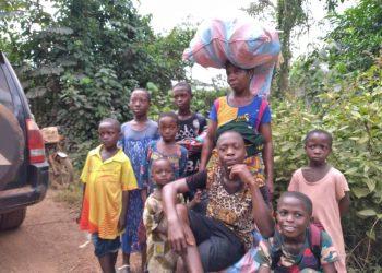 Famille Tahakoua Odile