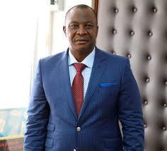 le ministre Adjoumani Kouassi Kobenan, porte-parole du Rassemblement des Houphouétistes pour la Démocratie et la Paix (RHDP)