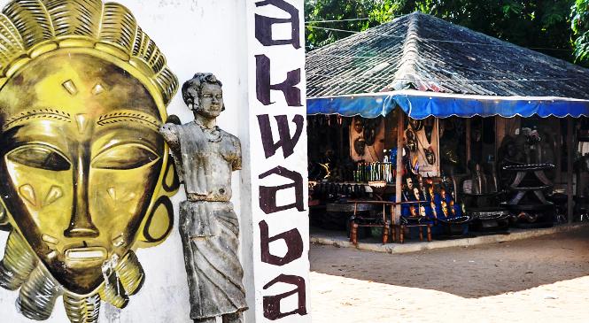 Le cœur de la Côte d'Ivoire traditionnelle bat au CAVA