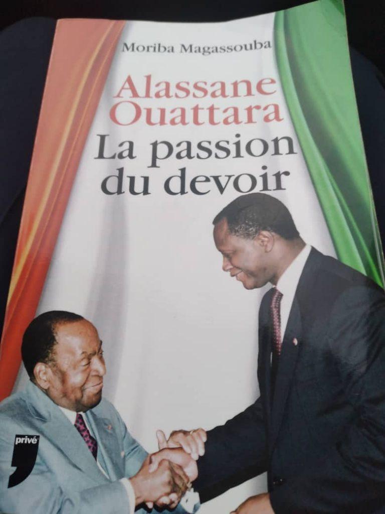 Côte d'Ivoire : Les secrets des Ouattara jamais dévoilés (Moriba,  livre)