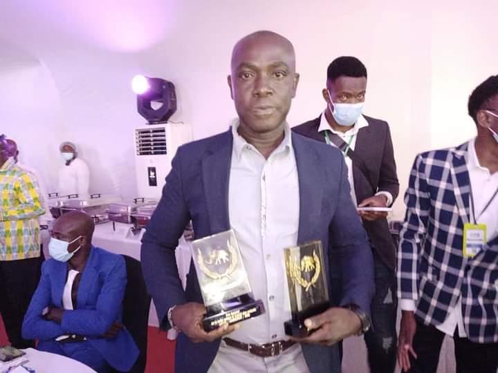 Côte d'Ivoire Ebony 2020 : le message du lauréat du prix sectoriel du CNS (Gabo Germain, Unjci)