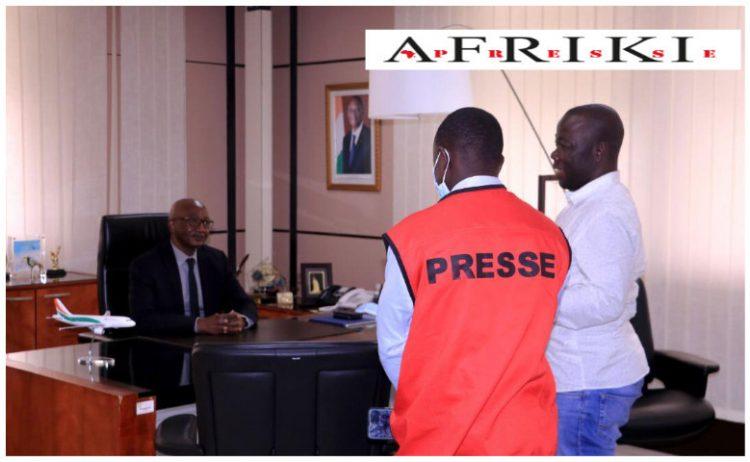 Entretien avec Sinaly Silué (Dg, ANAC, partie 2) : « d'autres tentatives ont avorté » (Côte d'Ivoire, affaire Ani Guibahi)