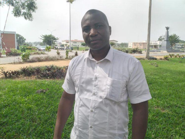Annoncé à la CEI depuis le 20 janvier, Doumbia Major, en attente de sa prestation de serment ( Côte d'Ivoire)
