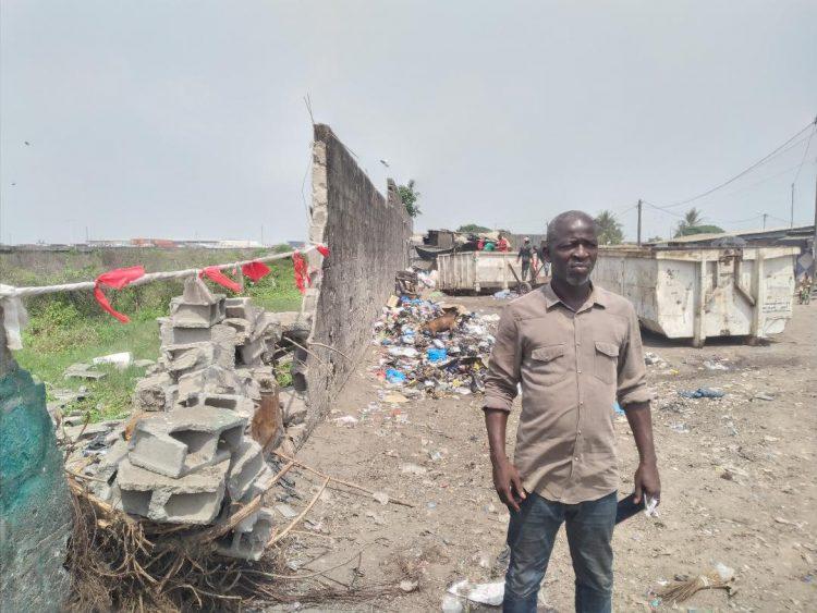 Aéroport- nouvelle clôture endommagée : voici toute la vérité (Côte d'ivoire)