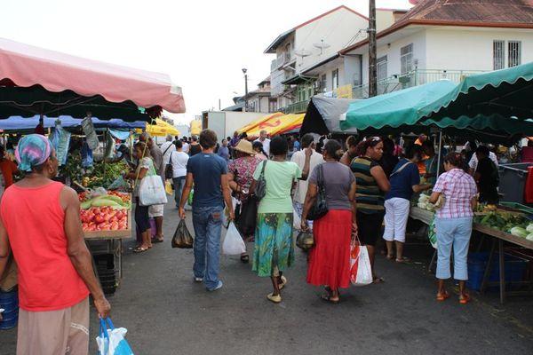 Terre d'immigration, la Guyane française frôle les 300 mille habitants