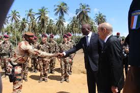 la montée en puissance, en Côte d'Ivoire, de l'Académie Internationale de lutte contre le terrorisme