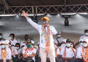 Bictogo à inviter les populations à voter massivement pour le Rhdp, « afin que l'opposition la ferme définitivement » le 26 février à Bouaké.