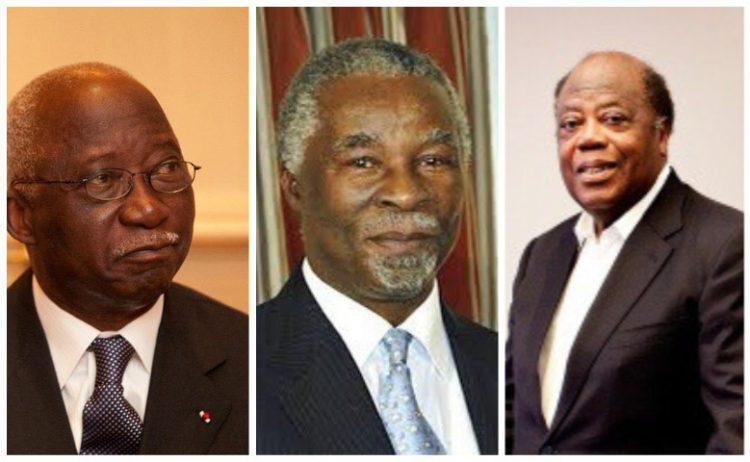 Seydou Diarra,  Thabo Mbeki, Banny: Comment Gbagbo les a roulés dans la farine (Côte d'Ivoire,  Moriba,  livre)