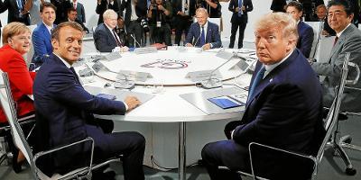 Sommet du G7-Covid19 :  Macron plaide pour un don de 5% des doses à l'Afrique