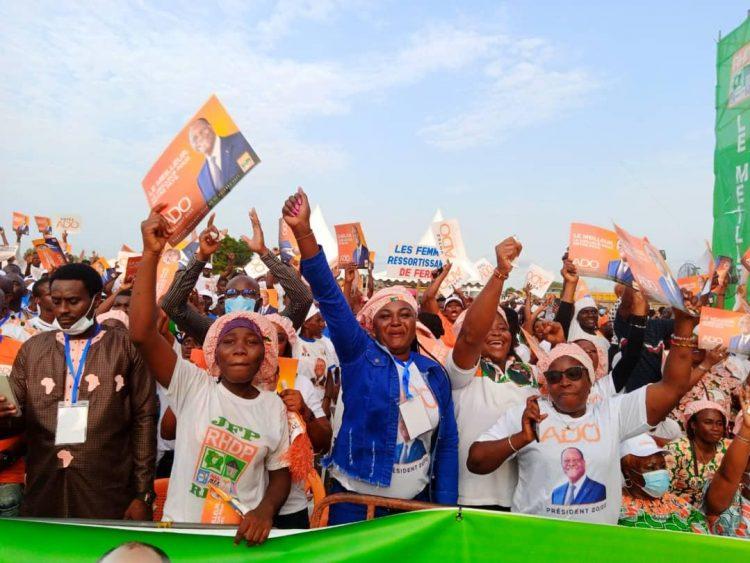 législative 2021 à Bouaké