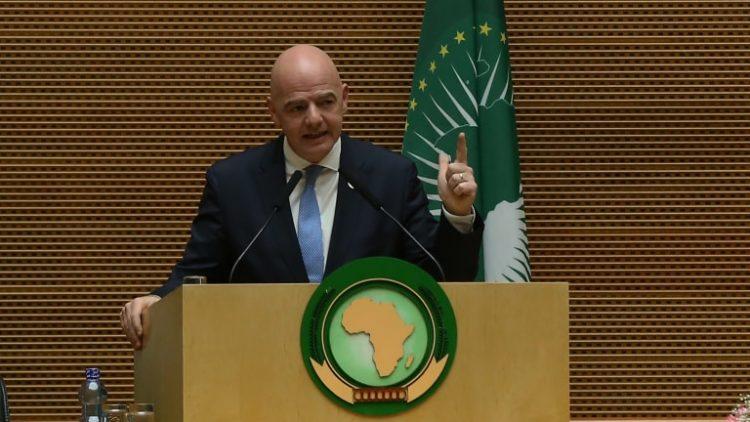 L'Union Africaine et la FIFA entendent renforcer leur collaboration en s'appuyant sur leurs résultats positifs