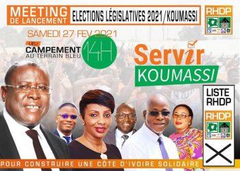 Adjaratou Traoré souhaite sa propre défaite pour faire tomber Cissé Bacongo, et devenir leader du Rhdp à Koumassi. C'est la rumeur qui circule.