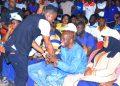 Plus de 5000 jeunes ont vibré avec VDA. Un concert gratuit offert à la population par Kouassi Thomson, candidat aux législatives du 6 mars.
