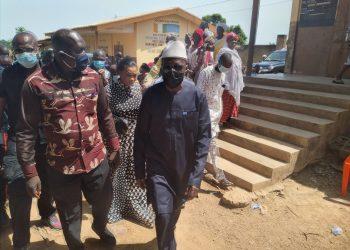 Amadou Koné. Photo: DR