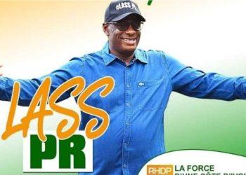 Ouattara Lacina dit Las PR s'est confié à Afrikipresse après les premières estimations sorties de la CEI locale, donnant la victoire au Rhdp.