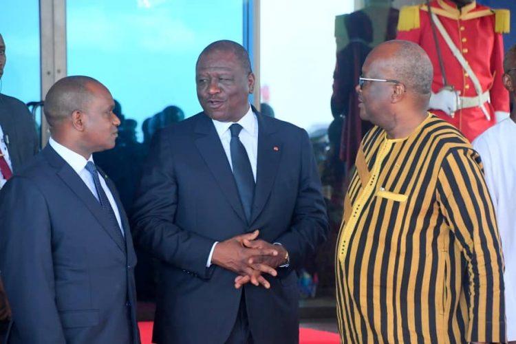 Cette présence burkinabè est le témoignage des liens très forts qui liaient Hamed Bakayoko au pays des hommes intègres et à Roch Marc Kaboré.