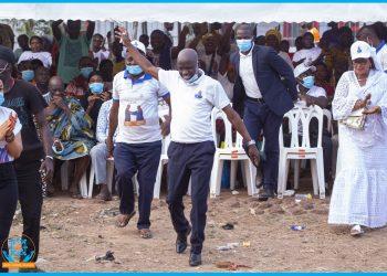 La liste «Amour-Cohésion-Solidarité» (ACS) conduite Tano Kouassi Thomson et El Hadji Bara Ouattara invite les populations à garder la foi.