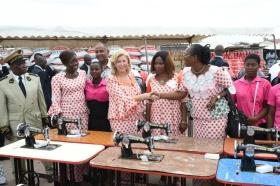 La Journée internationale des droits des femmes sera célébrée le 13 mars 2021 à Jacqueville en présence de la première Dame Dominique Ouattara