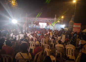 Bouaké a accueilli la 9ème édition du festival « A chez nous pays » les 5 et 6 mars 2021. Placé sous le parrainage du ministre Amadou Koné.