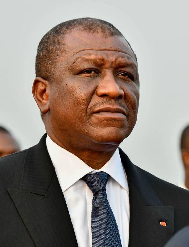 La dépouille de l'ex premier ministre Hamed Bakayoko, arrive samedi 13 mars à Abidjan. son inhumation est prévue le vendredi 19, à Séguéla.