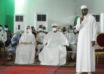 Le président Ouattara a offert 20 millions aux imams de Séguéla pour leur première