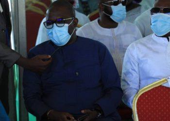 Oula Privat au 40e jour d'Hamed Bakayoko : « qu'il intercède auprès de Dieu pour que la politique ne divise pus les Ivoiriens »