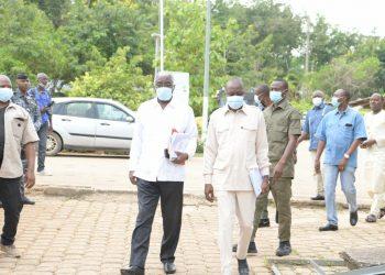 Bouaké : Amadou Koné et Nicolas Djibo ramènent la sérénité au sein du personnel de la Mairie