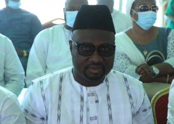 Le député-maire adjoint de Bouaké commune, Bema Fofana était ce dimanche 18 avril 2021 à Séguéla pour la cérémonie du 40e jour des obsèques du premier ministre Hamed Bakayoko, décédé le 10 mars dernier.
